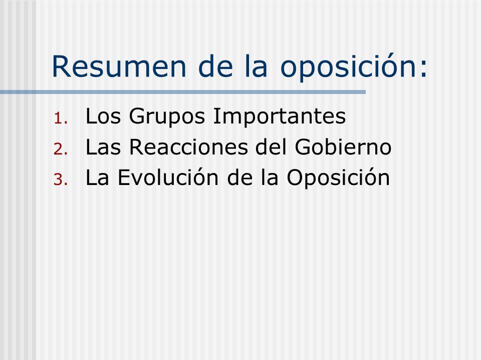 ¿Quién trajó la democracia a Chile? ¿El trabajo de la oposición? o ¿El plan de Pinochet?