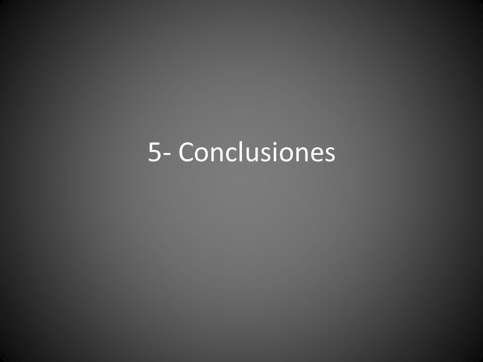 5- Conclusiones