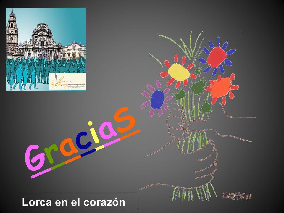 GraciaSGraciaS Lorca en el corazón