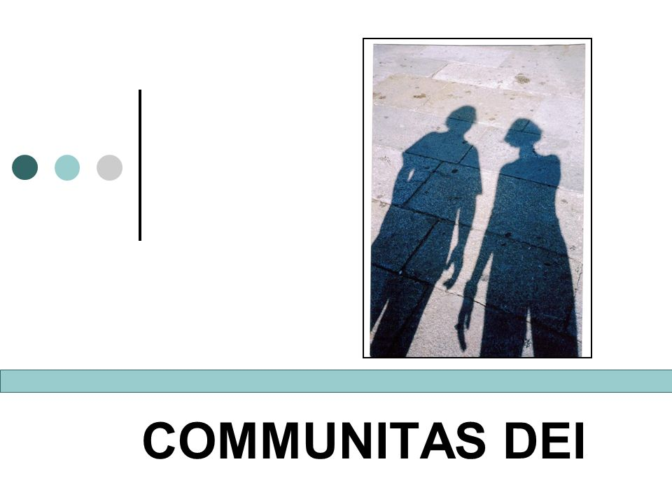 COMMUNITAS DEI