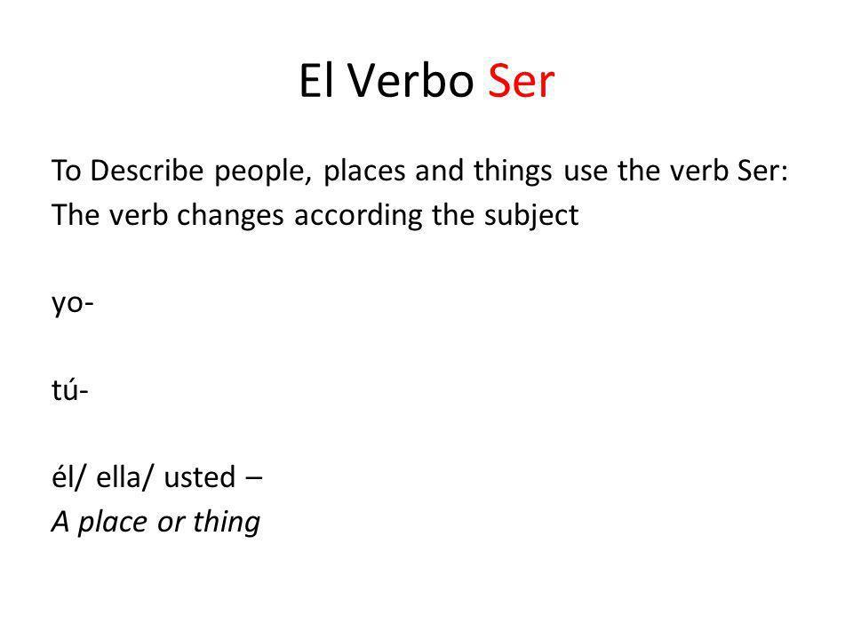 Adjectives Débil- Fuerte-