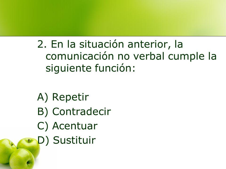 A) kinésica B) Proxémica C) paralingüística***** D) simbólico- icónica