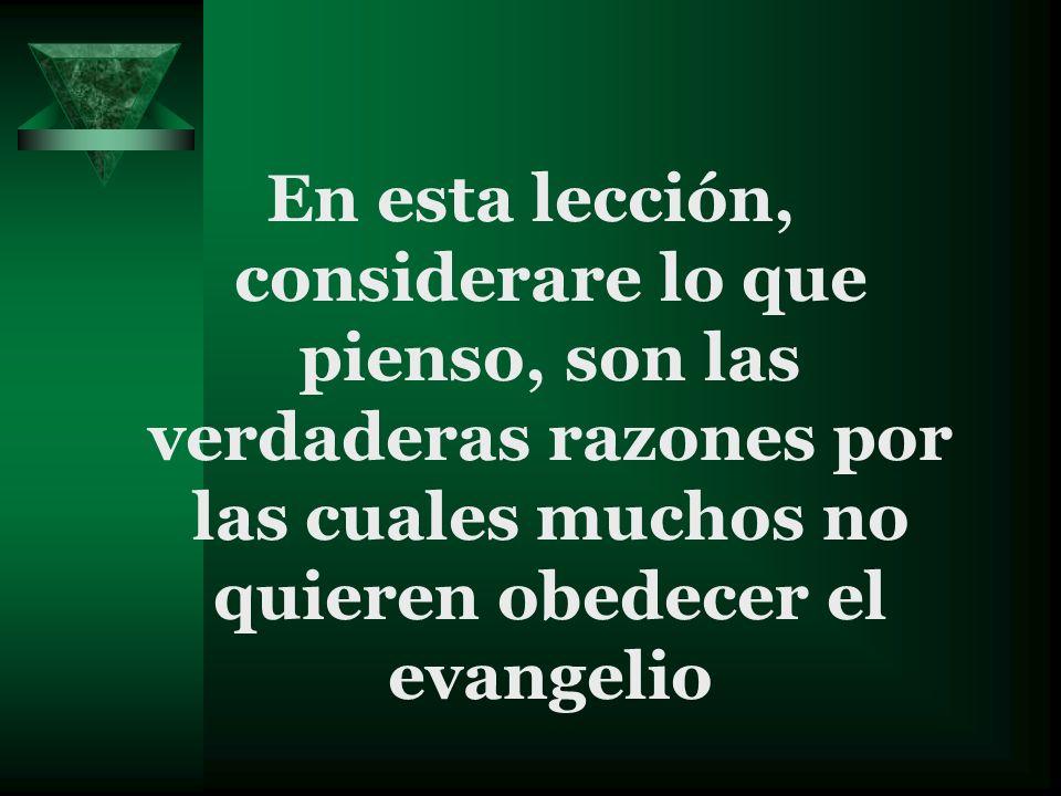 Después de obedecer el Evangelio: 1) Usted es añadido al cuerpo de Cristo (Hch.