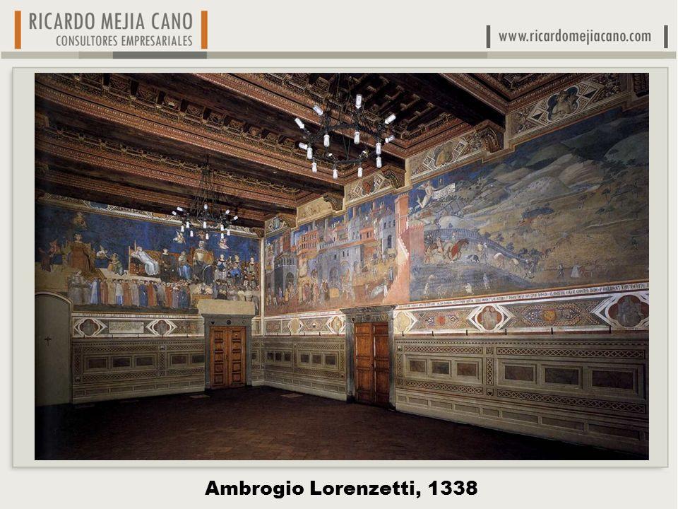 Ambrogio Lorenzetti, 1338