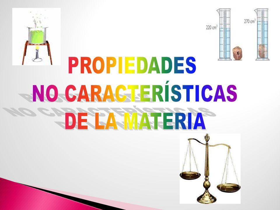La Química es una ciencia experimental que estudia la materia, sus propiedades y sus transformaciones.