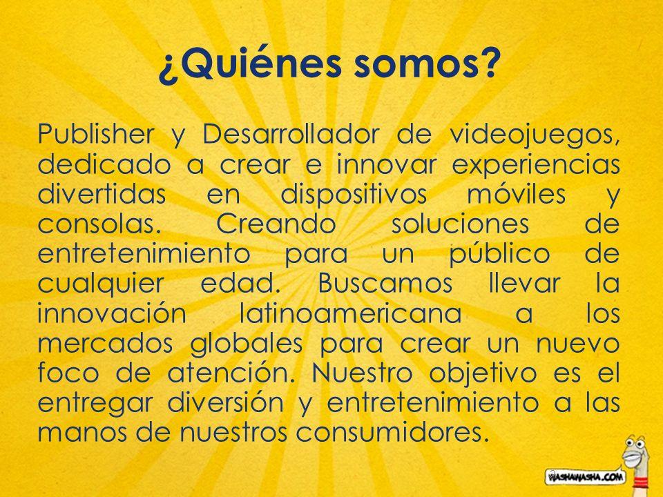 3 Objetivos del Programa Detectar talento mexicano y ser facilitadores en el desarrollo profesional.