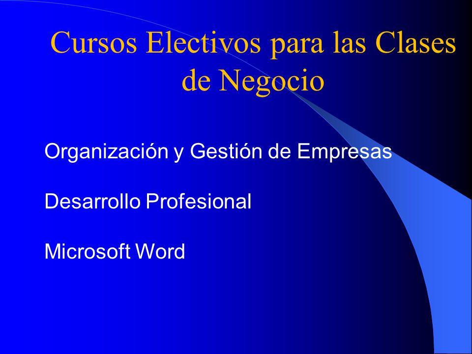 ELECTIVAS DE CIENCIA DE LA COMPUTACIÓN Programación visual básico Programación de computadoras C++