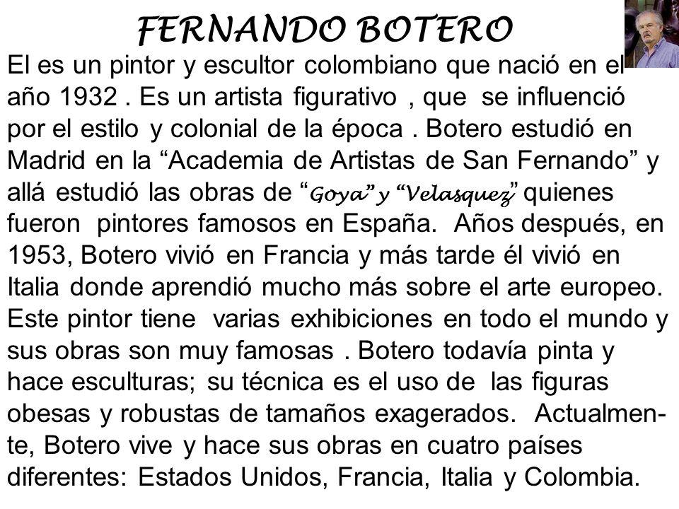 FRIDA KHALO Ella nació en 1.907 en Méjico y fué una pintora muy famosa de su época. En 1927 Frida tuvo un accidente terrible que le afectó su columna