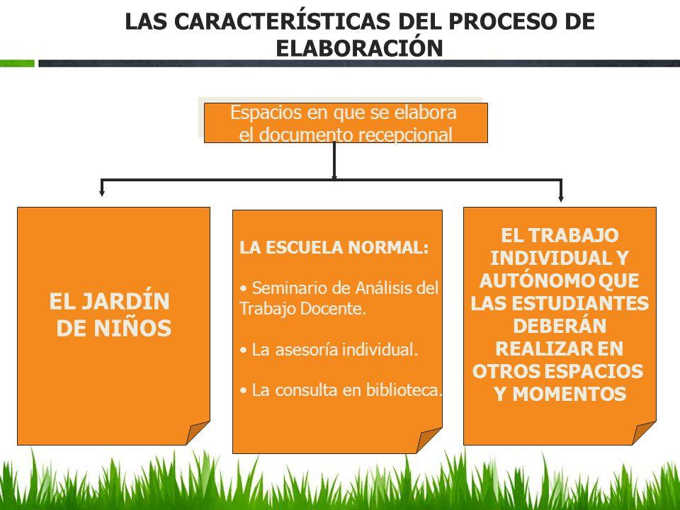 CARACTERÍSTICAS DE LA PRESENTACIÓN EXTENSIÓN.
