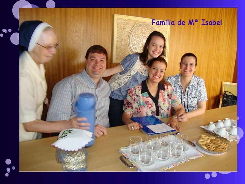 Familia de Mª Isabel