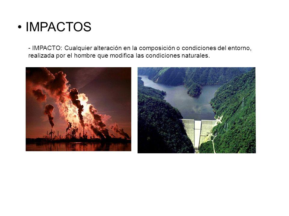 HUELLA ECOLÓGICA - Área de territorio ecológicamente productivo (terrestres o acuáticos) necesarios para producir los recursos utilizados y para asimilar los residuos producidos por una población.