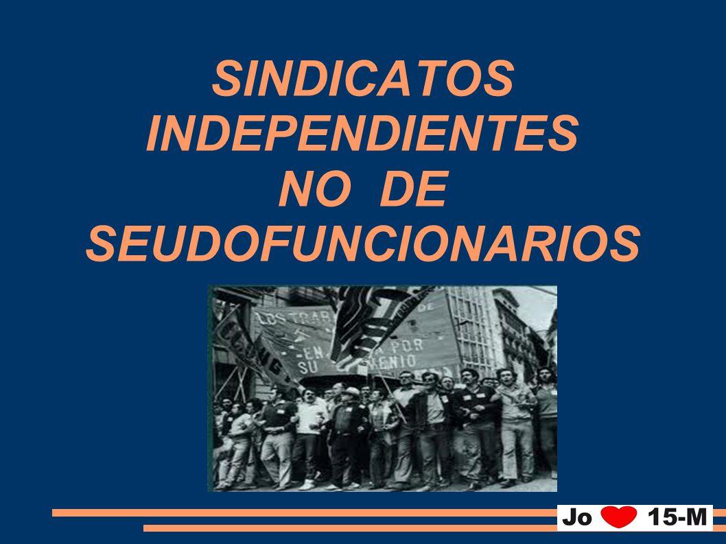 ¿ PARA QUE SIRVEN LAS POLÍTICAS DE IDGUALDAD SI NO SON IGUALITARIAS