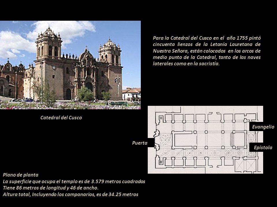 Monasterio de las Capuchinas de Santiago de Chile. Los 24 lienzos de la vida de San Francisco de Asís, que se encuentran en el Convento de las Capuchi