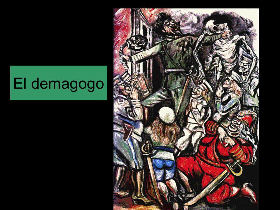 El demagogo