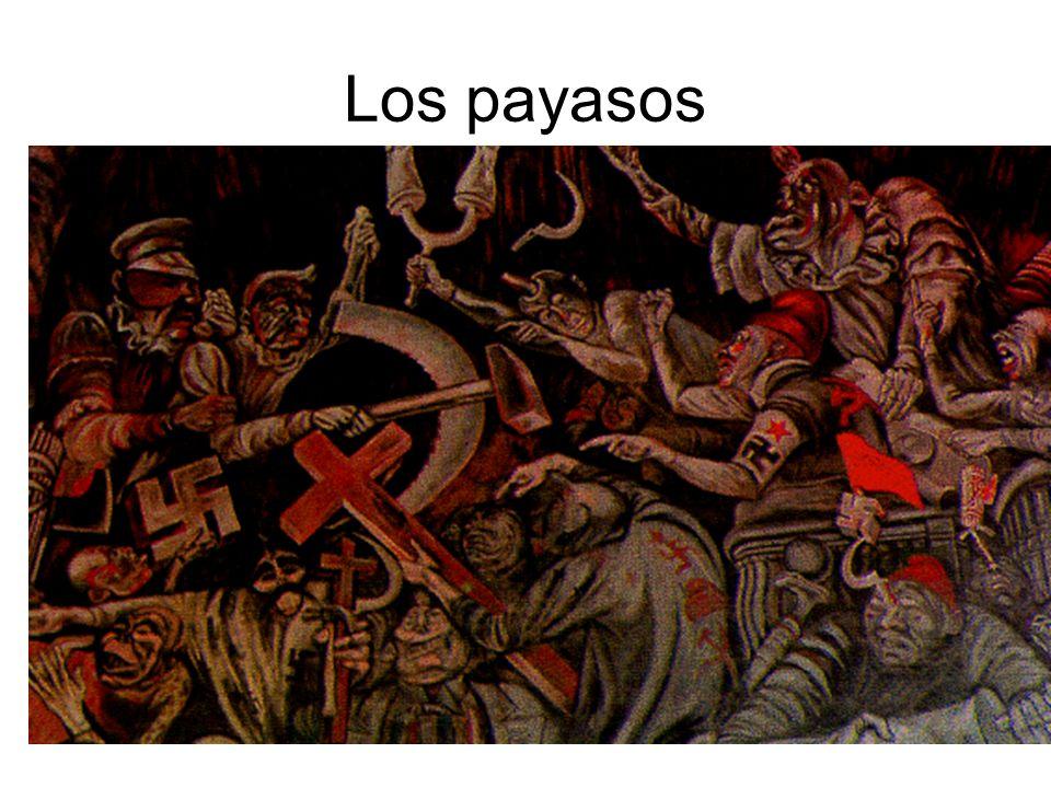 Los payasos