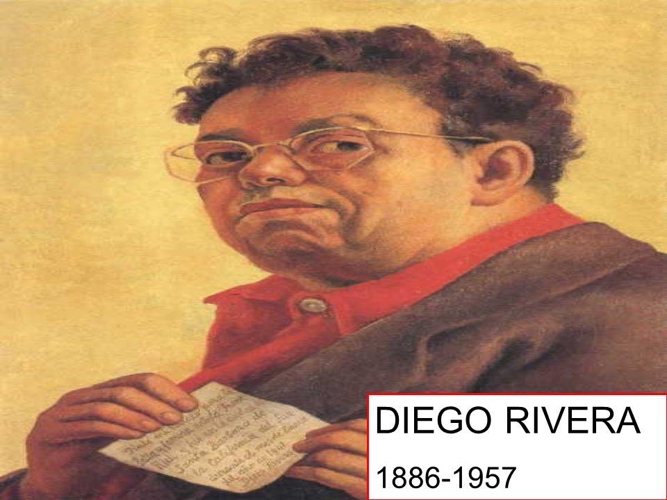 DIEGO RIVERA 1886-1957