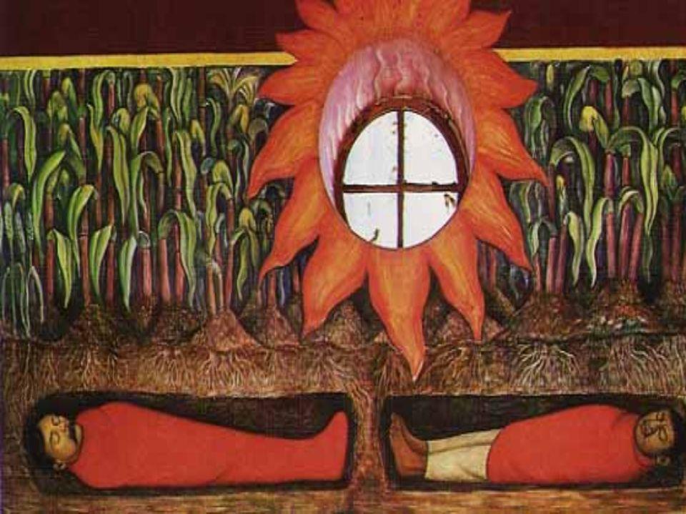 La Sangre de los Mártires Revolucionarios fertilizando la Tierra, 1926