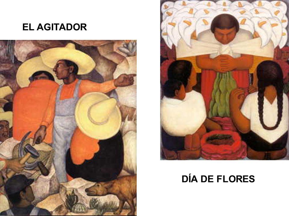 EL AGITADOR DÍA DE FLORES