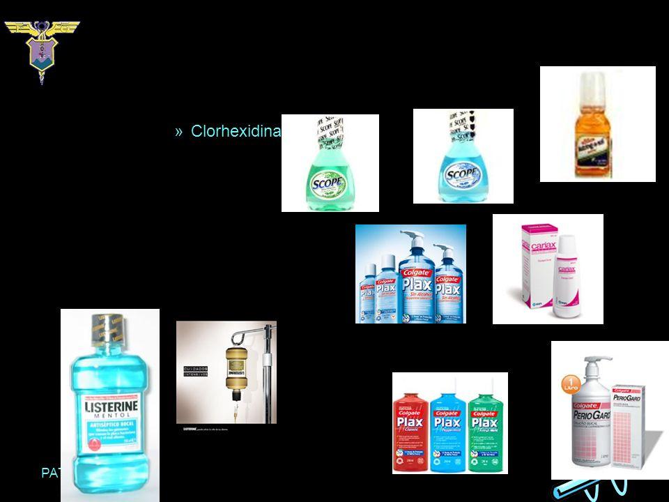 »Clorhexidina
