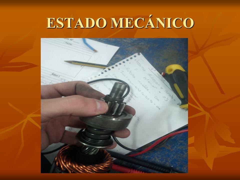 ESTADO MECÁNICO