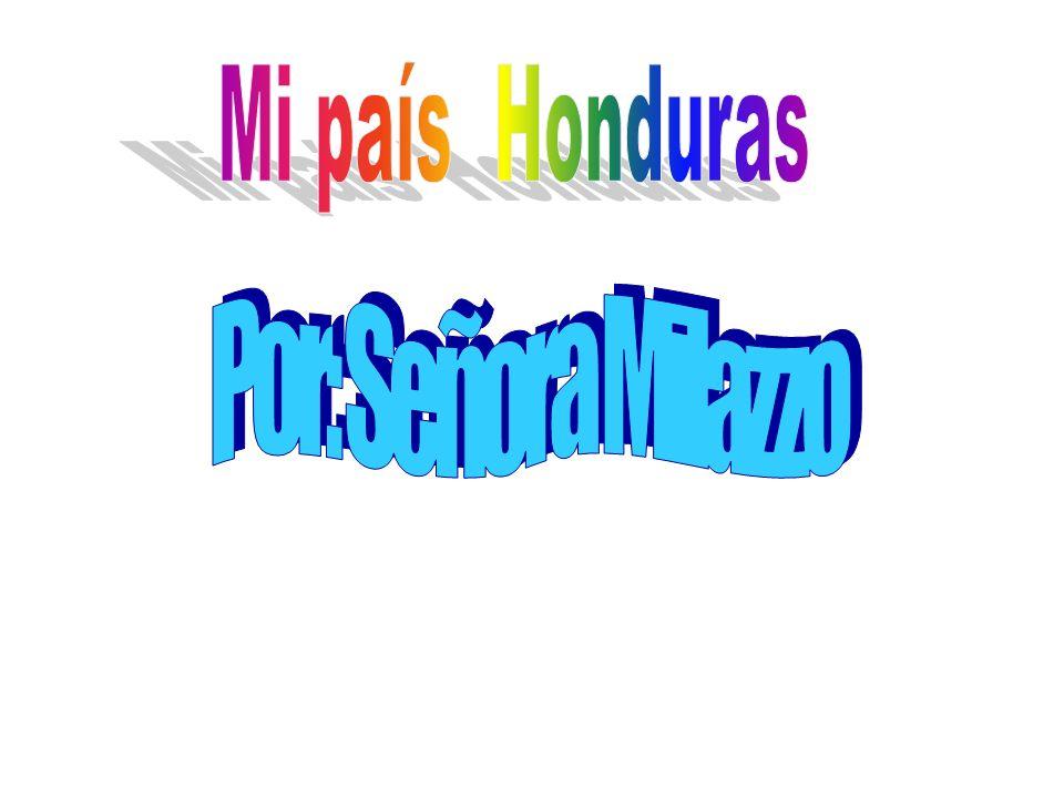 Localidad: Honduras está en Centro America