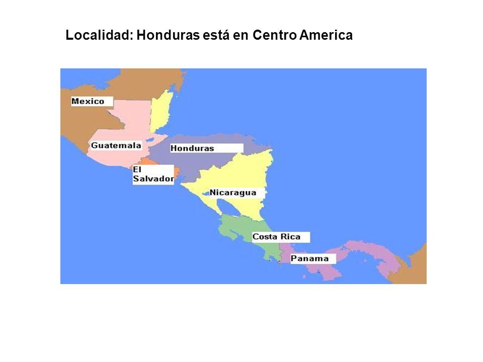 Capital: la capital es Tegucigalpa tiene 18 departamentos(states )