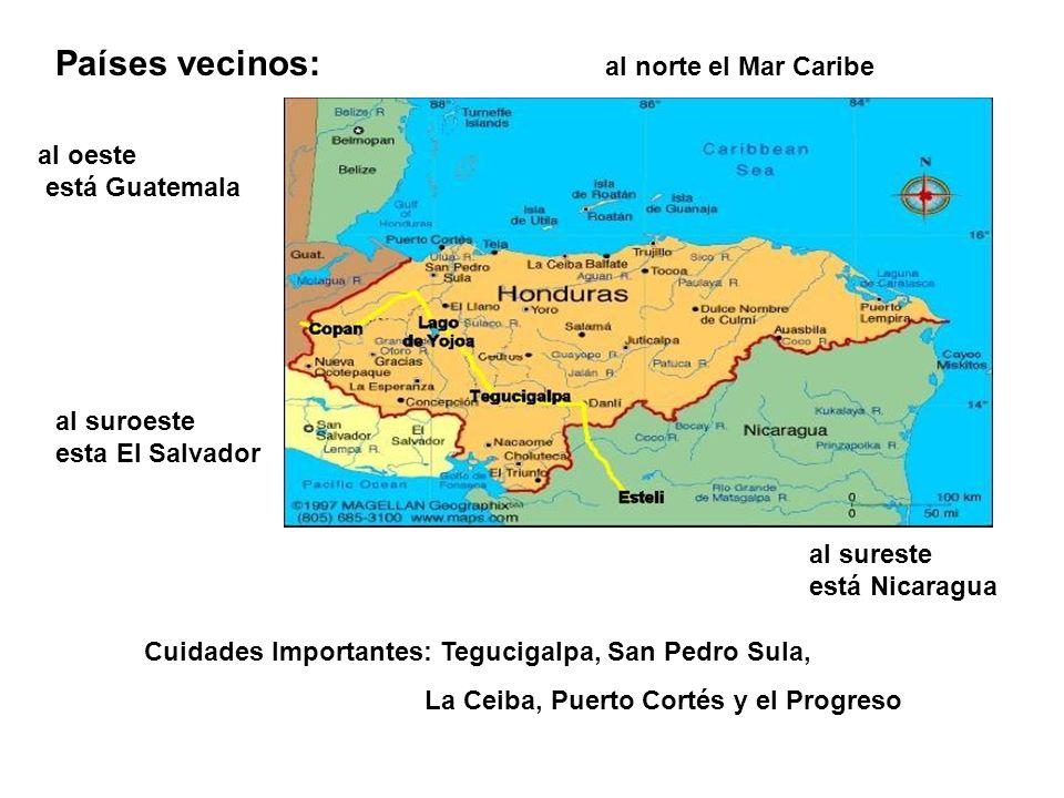 La bandera es azul y blanca con cinco estrellas Las cinco estrellas son los 5 países de Centro America