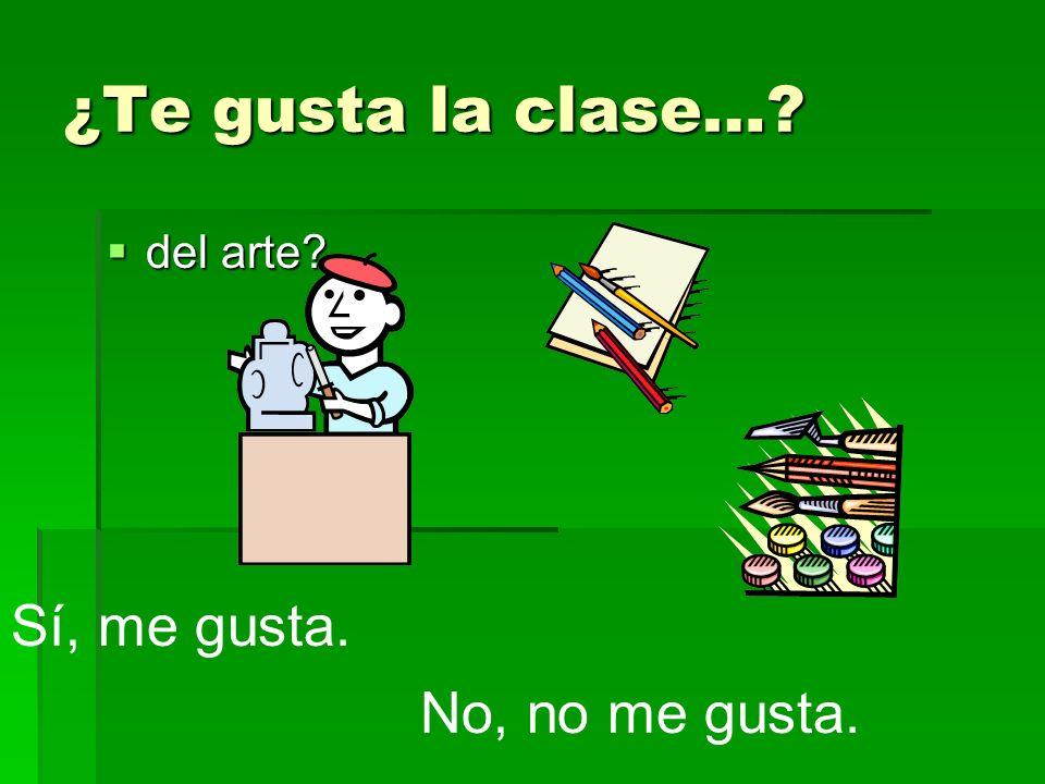 Summary of notes ¿Te gusta….¿Te gusta…. Me gusta… Me gusta… No me gusta… No me gusta… Es facil.