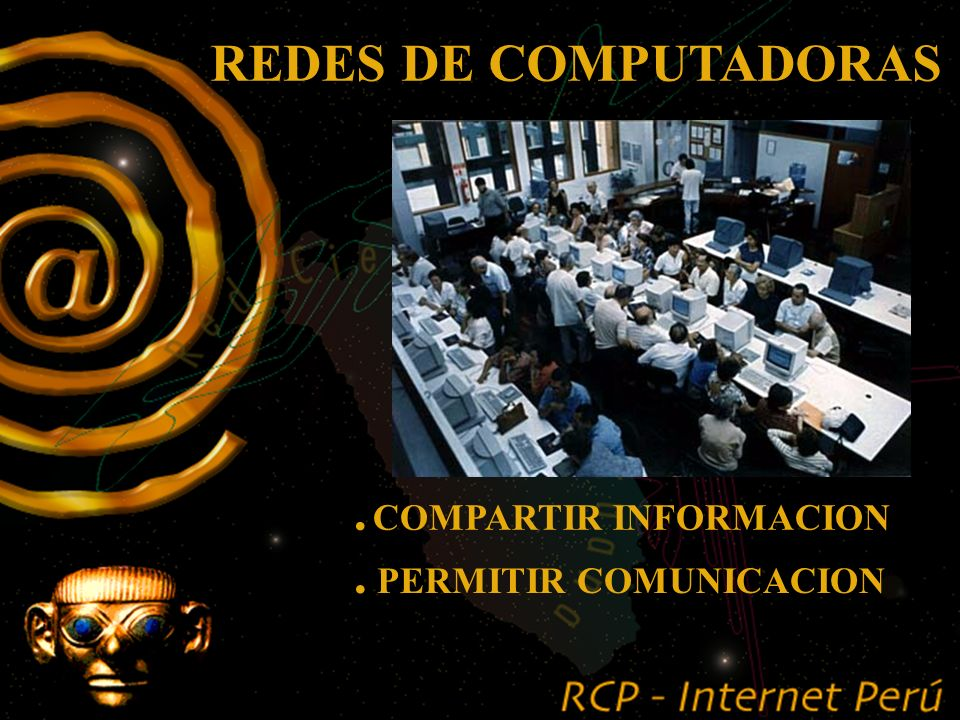 Internet es... Computadoras conectadas Correo Electrónico Información Bancos de datos Herramientas Personas...
