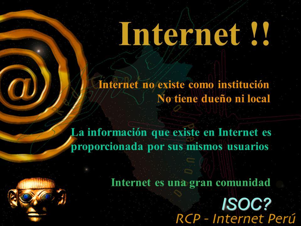 Según los cálculos más recientes, el tráfico generado por los80 millones de usuariosde Internet en todo el planeta, Según los cálculos más recientes,