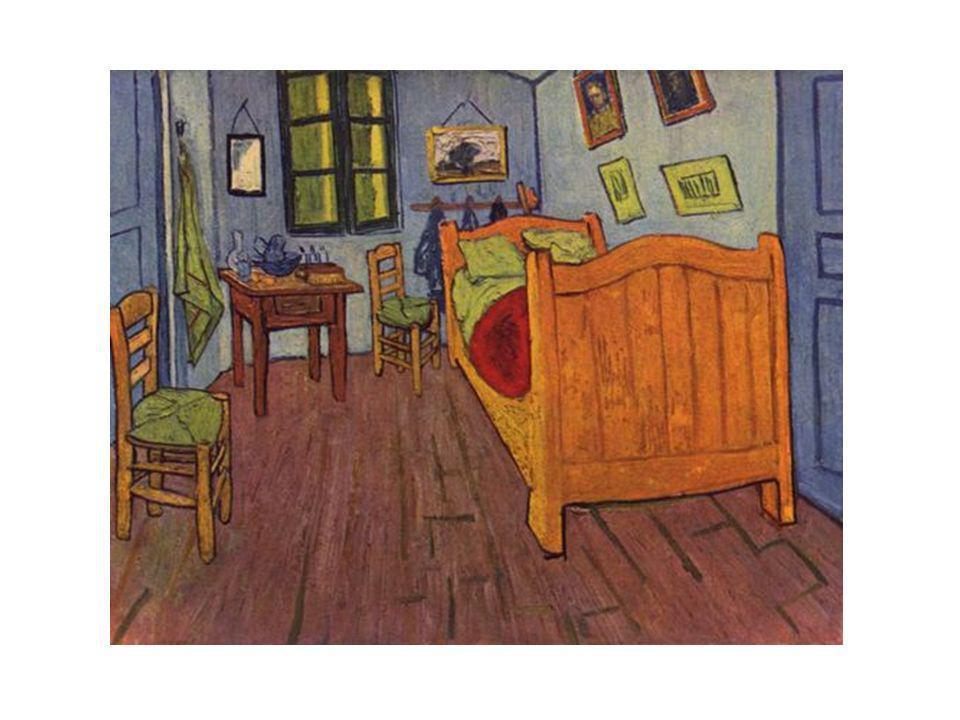 Habitacion de Vincent en Arles