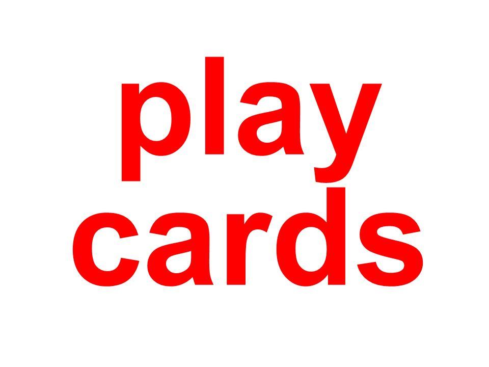 jugar a las cartas