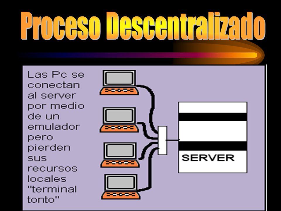 Al aparecer en el mercado las Pc tenían como dificultad que no eran muy rápida y tenían poca capacidad de almacenamiento, razón por la cual se crean los primeros entornos de redes para Pc.