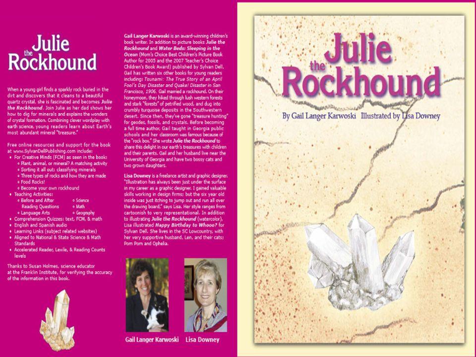 El lo puso arriba de una palabra en un libro, y Julia vió como las palabras se reflejaban tres veces.