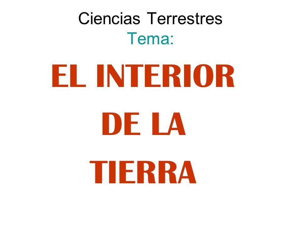 Preparar la siguiente tabla para llenarla con información adquirida en la clase: Capa Descripción y Datos Importantes Composición y Estado (sólido / líquido) Temperatura y Espesor Corteza Manto Núcleo