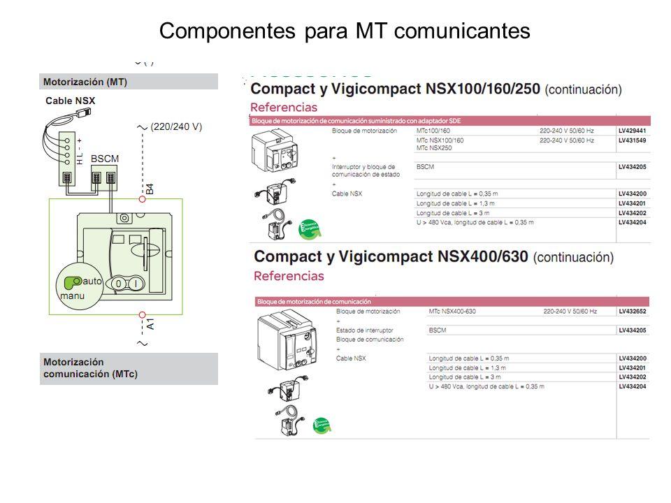 Verificación MTc con RCU 1º Declaramos el equipo a comunicar con su dirección Modbus del IFM Guardamos y Salimos