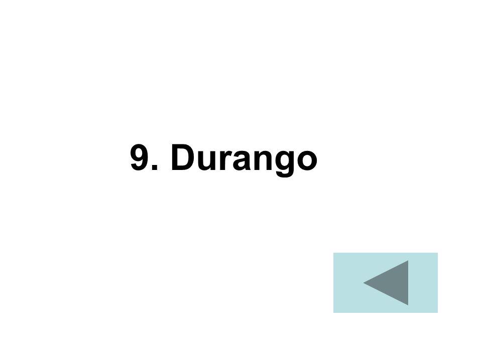 9. Durango