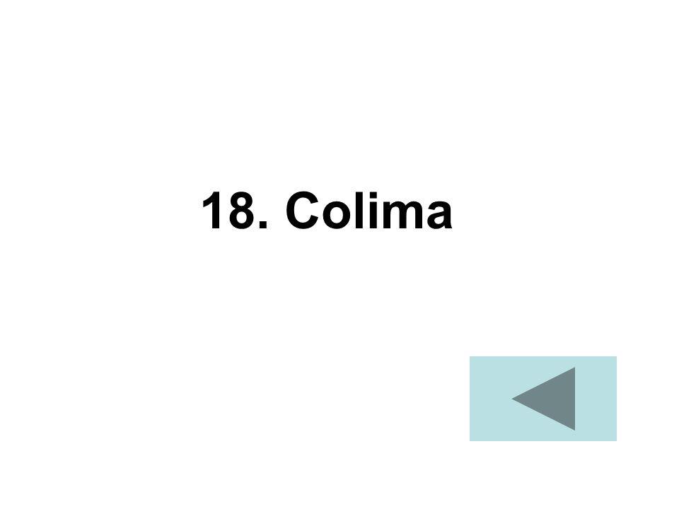 18. Colima