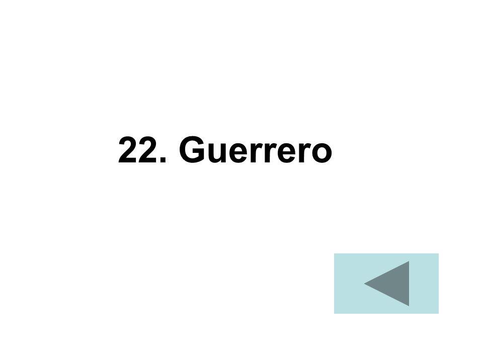 22. Guerrero