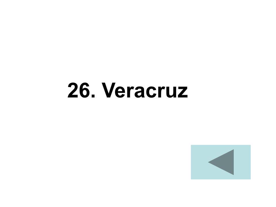 26. Veracruz