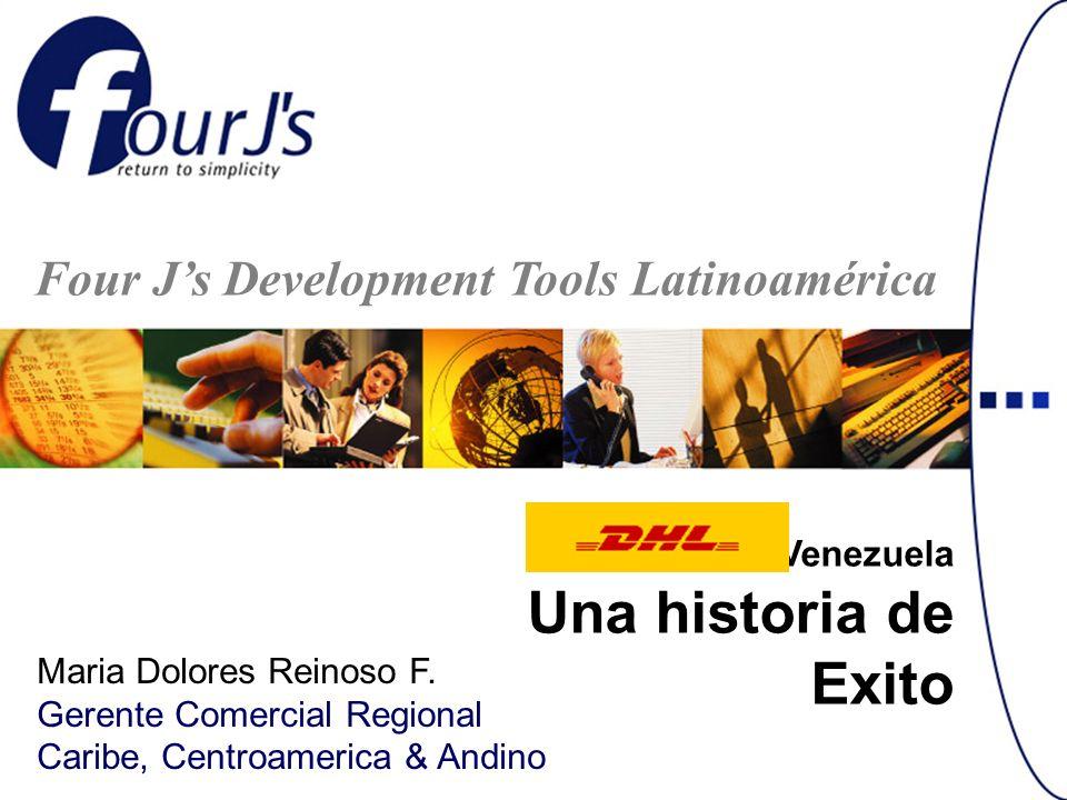 Four Js Development Tools Latinoamérica Maria Dolores Reinoso F.