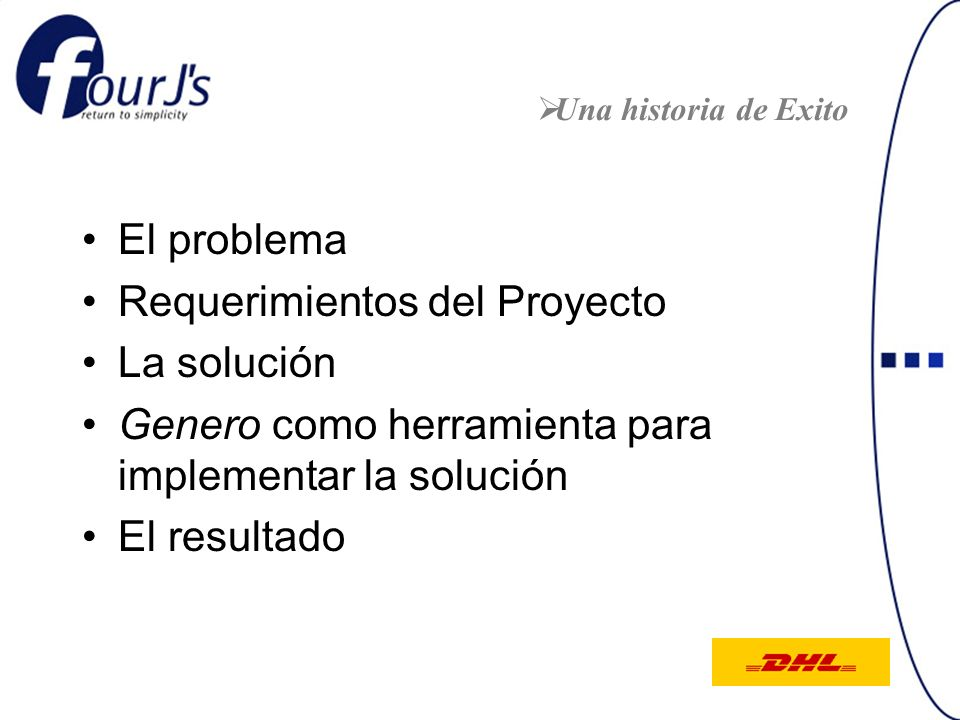 DHL, empresa de trasporte, líder a nivel mundial, libera nueva aplicación para dar servicio a sus clientes a nivel nacional (Venezuela), en sus centro
