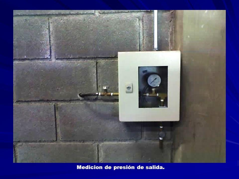 Sensor Electrónico, Analógico, y conexiones para sistema de purga y Calibración.