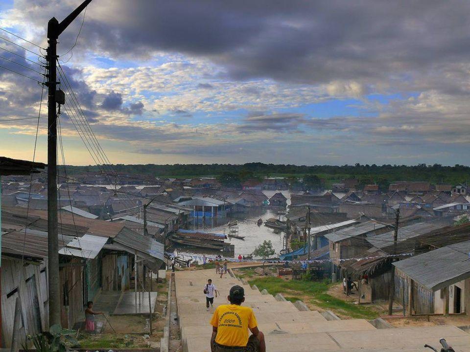 La sociedad panamazónica es pluriétnica, pluricultural y plurirreligiosa.