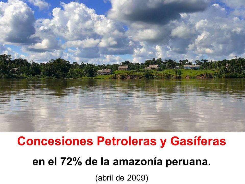 Concesiones Mineras en el Perú: El 19,64 % del territorio nacional está concesionado para la minería (= 24.988.219,68 has) Fecha: noviembre de 2011 33