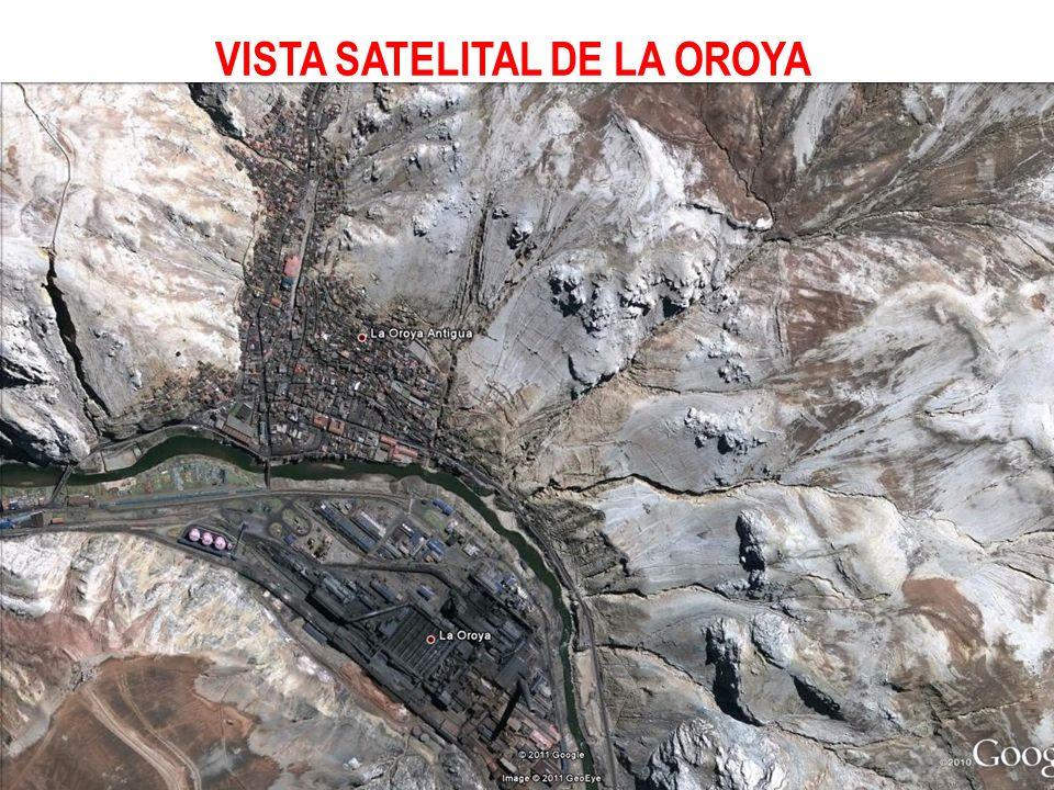 VISTA SATELITAL DE LA OROYA 44