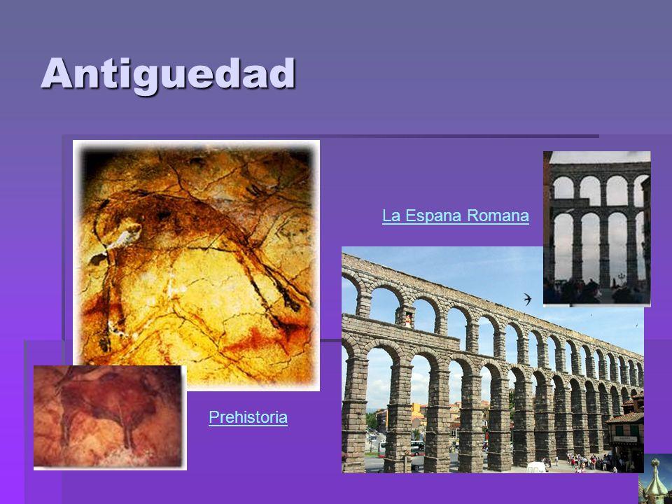 La Espana Romana Prehistoria