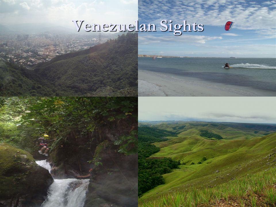 Venezuelan Sights