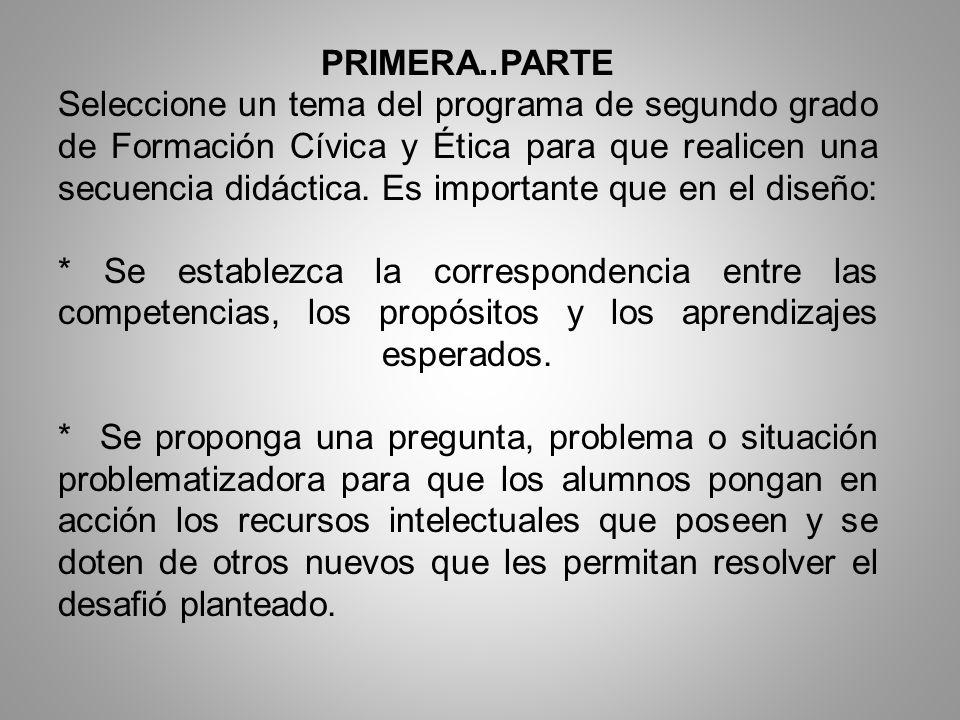 Conforme a la lectura Unidad Didáctica y valores de Puig Rovira (ver Formación Cívica y Ética. Antología), destaque las ideas principales de cada uno