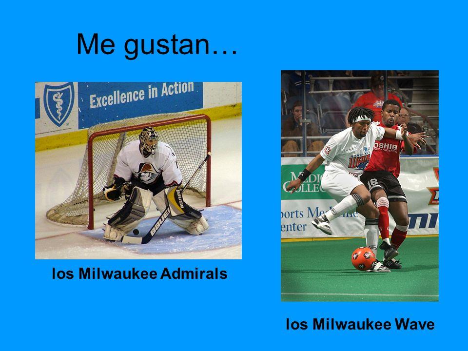 Me gustan… los Milwaukee Wave los Milwaukee Admirals